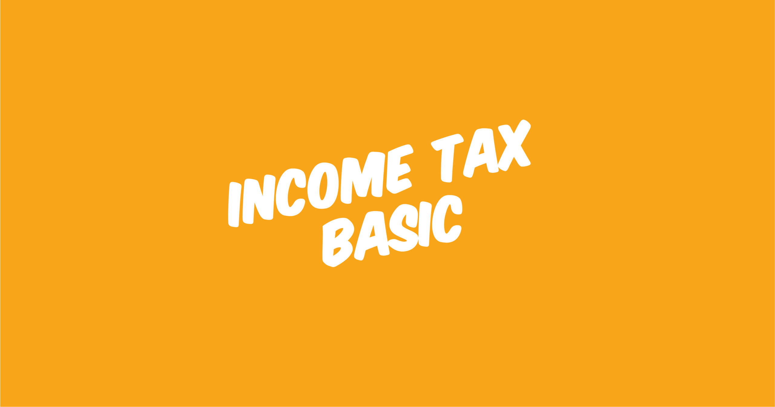 Income Tax Basic